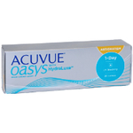 Acuvue Oasys 1-Day for Astigmatism (30 lenti)