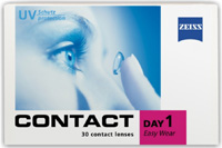 Contact Day 1 Easy Wear (30 lenti)
