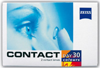 Contact Day 30 colours (2 lenti)