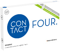 Contact FOUR Spheric (6 lenti)