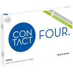 Contact FOUR Toric (6 lenti)