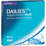 Dailies AquaComfort Plus Multifocal (90 lenti)