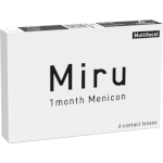 Miru 1 month Menicon Multifocal (3 lenti)
