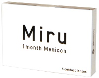 Miru 1 month Menicon