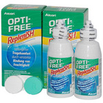 Opti-Free RepleniSH Set da viaggio (2 x 90ml)