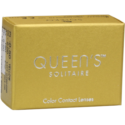 Queen's Solitaire Multifocal Toric